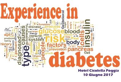 EXPERIENCE IN DIABETES