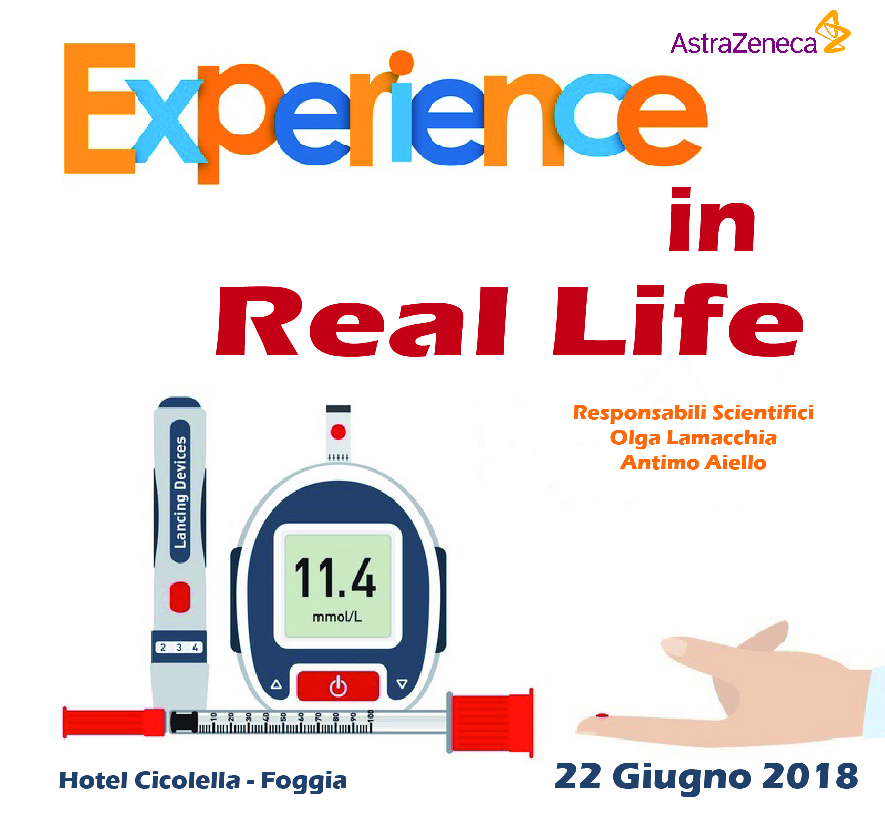 EXPERIENCE IN REAL LIFE -  FOGGIA