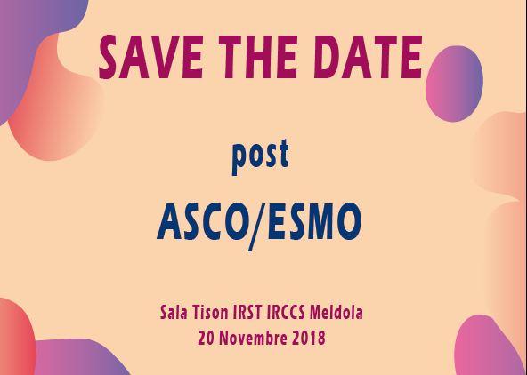 POST ASCO/ESMO 2018