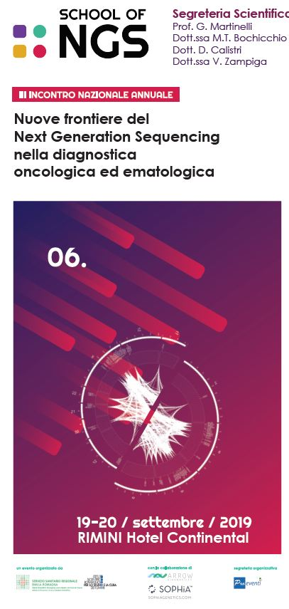III incontro annuale NGS nella diagnostica oncologica ed ematologica