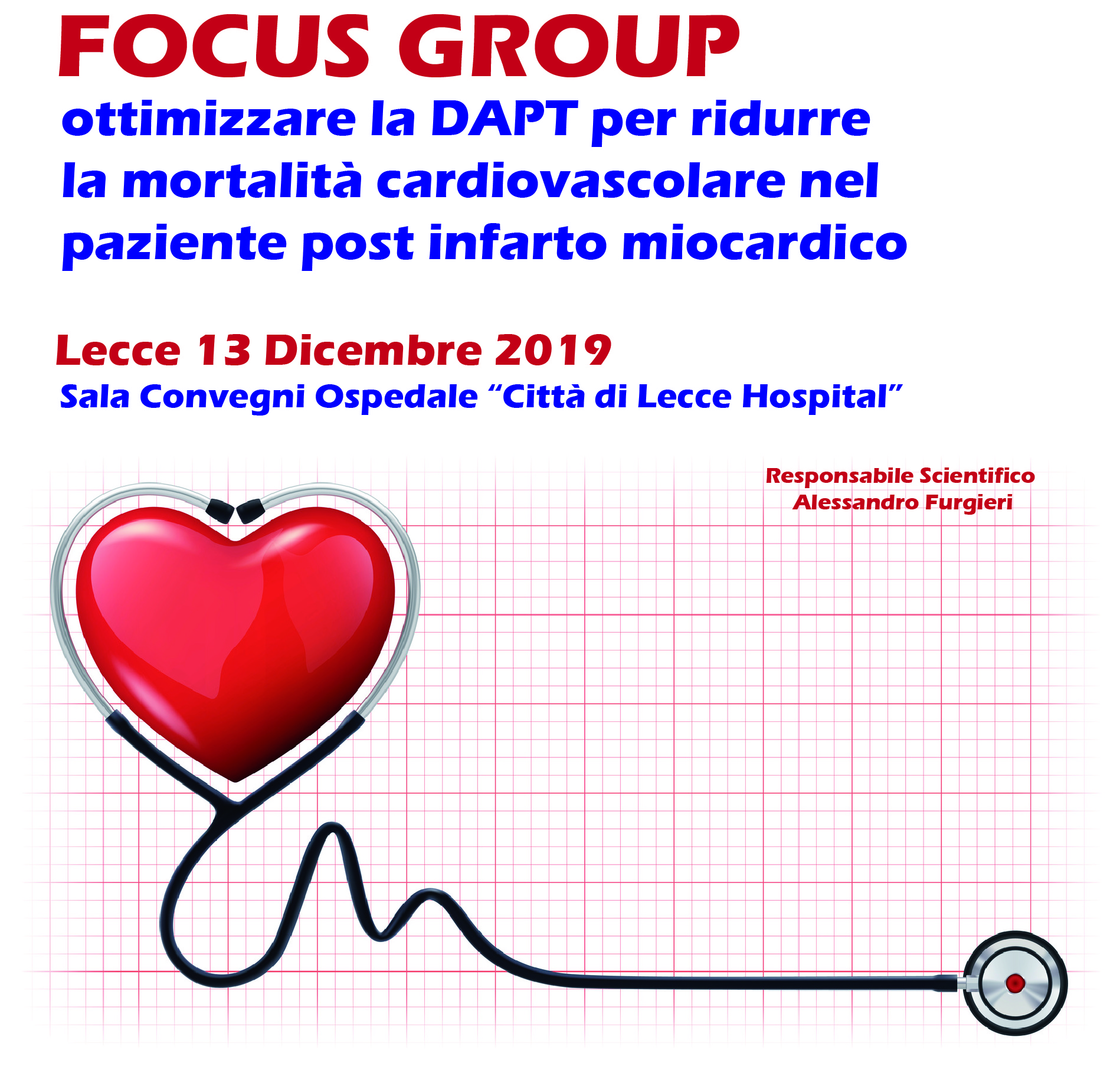 FOCUS GROUP LECCE