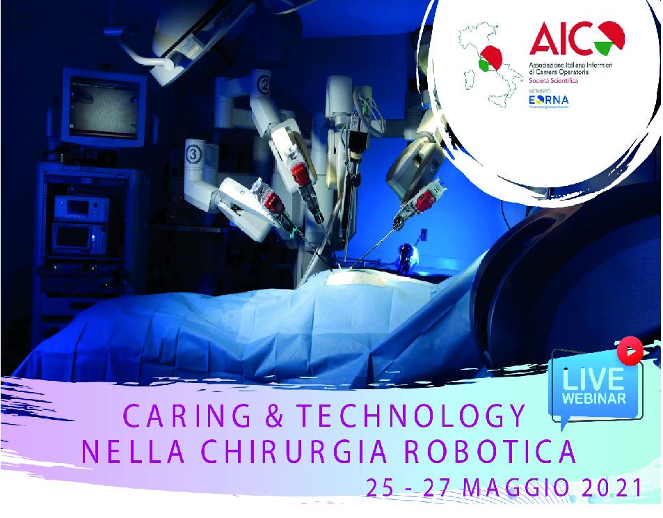 FAD- CARING & TECHNOLOGY NELLA CHIRURGIA ROBOTICA
