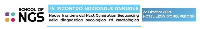 """RES- IV INCONTRO ANNUALE """"NUOVE FRONTIERE DEL NEXT GENERATION SEQUENCING NELLA DIAGNOSTICA ONCOLOGICA ED EMATOLOGICA"""""""
